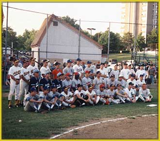 1992 Dutchess County Exceptional Seniors High School Baseball Game